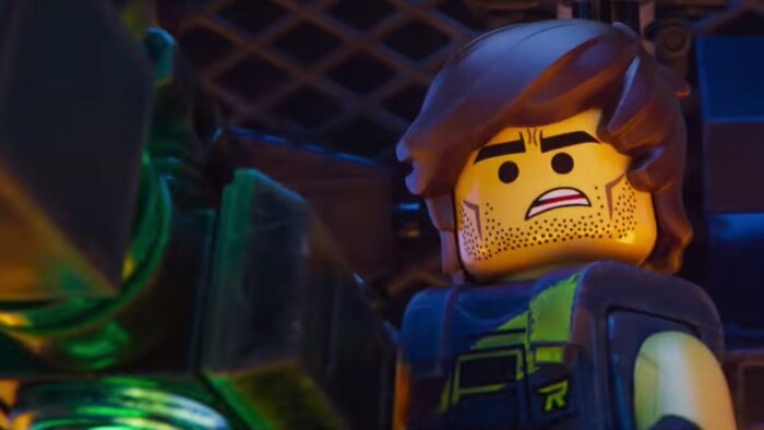 Крис Пратт и Элизабет Бэнкс про «Лего Фильм 2»: «В работе над мультфильмом тебе нужны голос и душа»