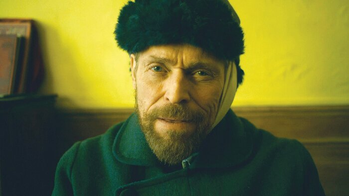 «Ван Гог. На пороге вечности» с Уиллемом Дефо. Первые отзывы