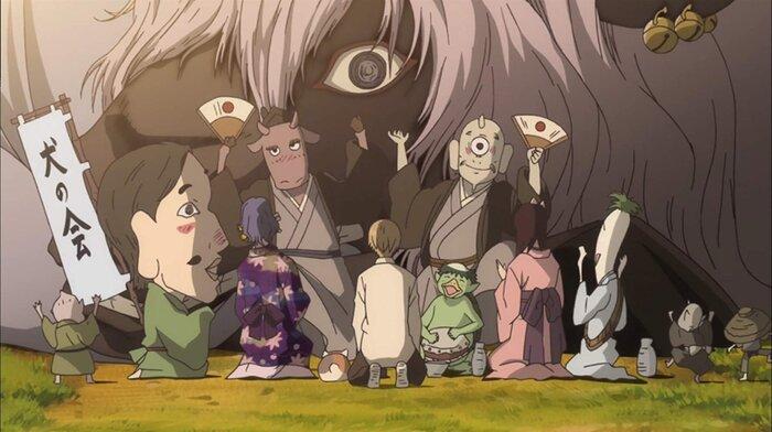 «Тетрадь дружбы Нацумэ»: смотрите фрагменты из нового аниме