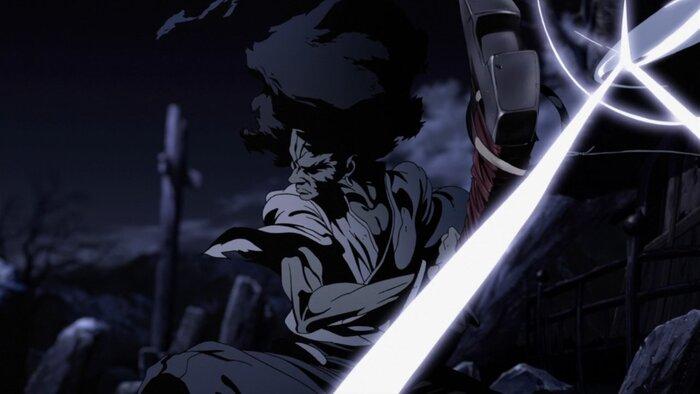 Создатель аниме «Афросамурай» займётся киберпанком