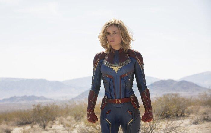 Капитан Марвел – кто это и почему она так сильна