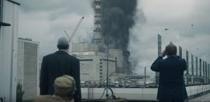 «Чернобыль» - первый трейлер сериала от HBO