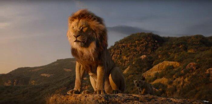 «Король Лев»: первый трейлер фильма