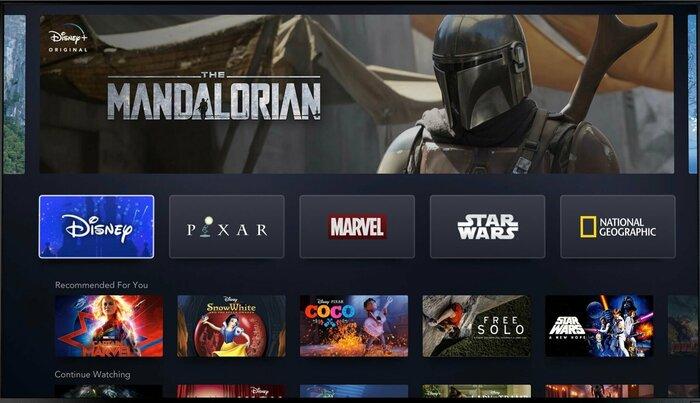 Онлайн-кинотеатр Disney+: какие фильмы и сериалы можно будет смотреть за 455 р/мес