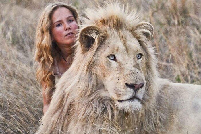 «Миа и белый лев» - история уникальной дружбы