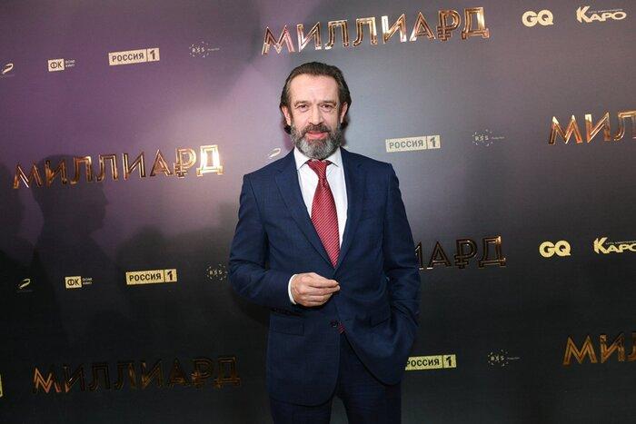 «Индустрия кино» обсудила «Миллиард» с Машковым