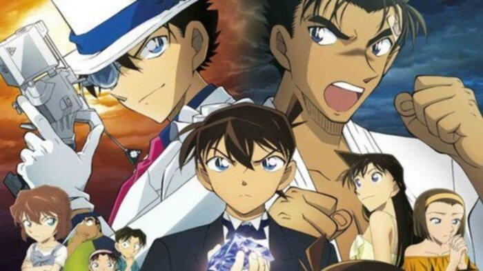 Аниме «Дораэмон» и «Детектив Конан» оккупировали японский прокат