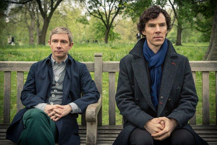«Шерлок» с Бенедиктом Камбербэтчем: что известно о пятом сезоне