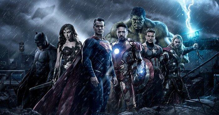 Marvel, DC или кто-то ещё: кому принадлежат эти герои? Тест «Фильм Про»