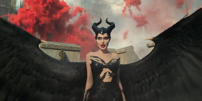 Анджелина Джоли в завораживающем трейлере фильма «Малефисента: Владычица Тьмы»