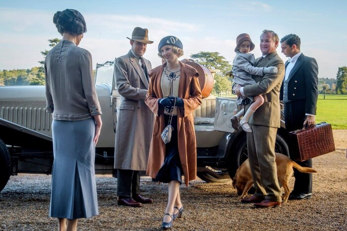 Любимые герои возвращаются в трейлере полнометражного «Аббатства Даунтон»