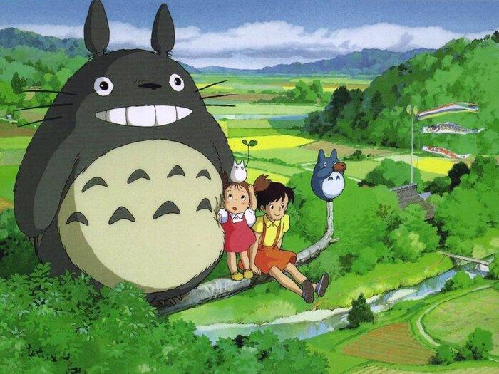Хаяо Миядзаки нарисовал лого для будущего парка развлечений «Гибли»