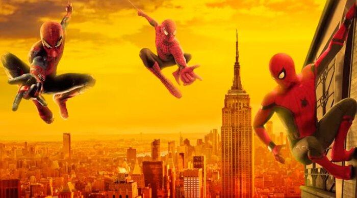 Щелчок Таноса собрал трёх человеков-пауков в одном фильме