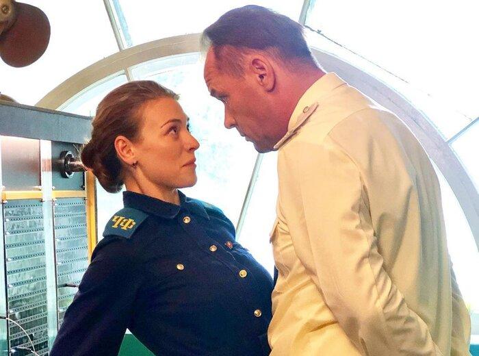 Будет кино: сериал «Невеста комдива» с Максимом Авериным