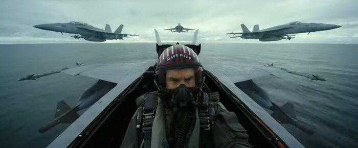 Том Круз снова на высоте: вышел первый трейлер «Топ Ган 2: Мэверик»