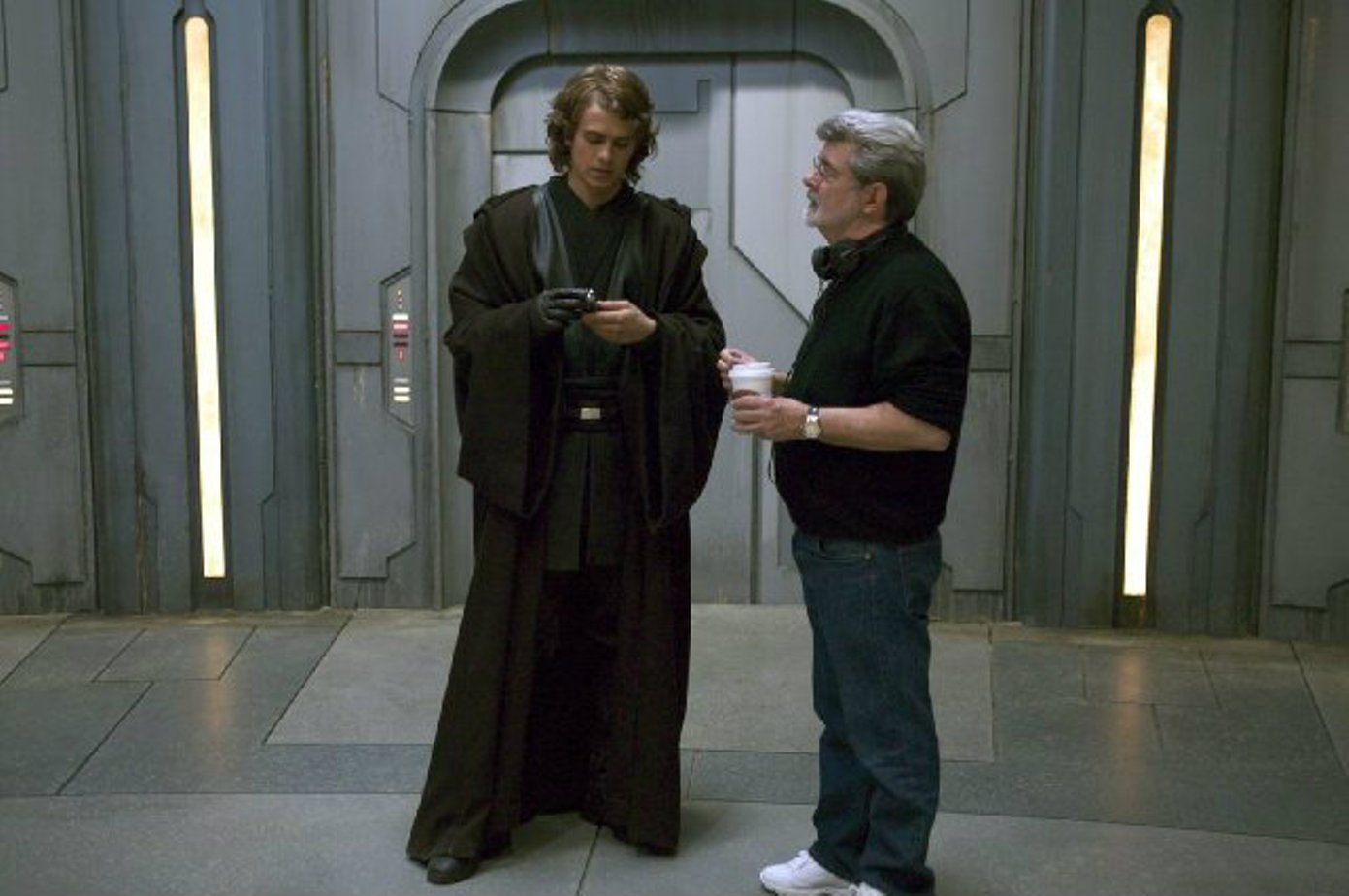 character analysis of anakin skywalker in revenge of the sith a star wars movie by george lucas Star wars is turning 40, and four decades have spawned eight movies and endless characters, be they jedi or sith,  in george lucas' movie  anakin skywalker: the story of star wars, four.