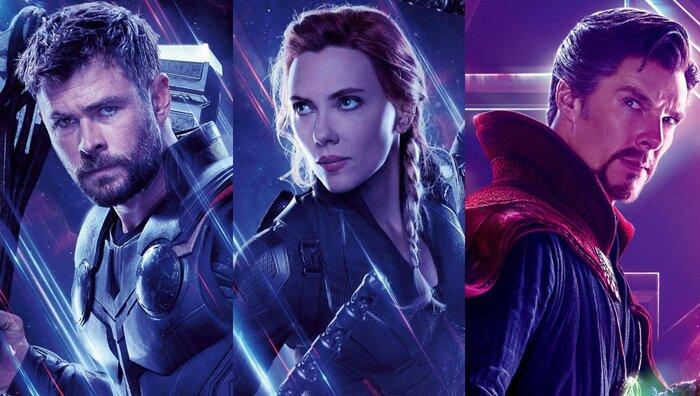 «Чёрная Вдова», «Тор 4» и «Блэйд» ‒ анонсирована новая фаза киновселенной Marvel