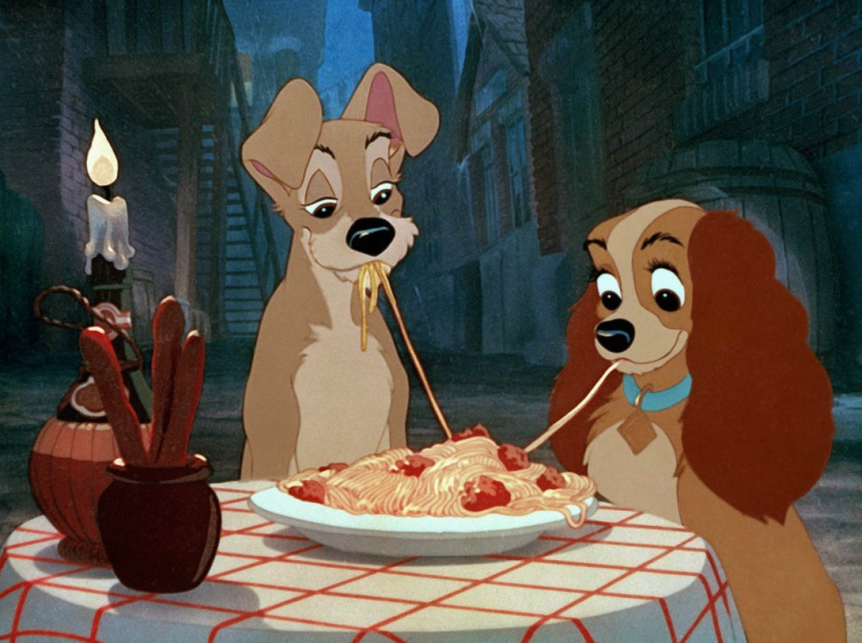 lady and the tramp and cultural