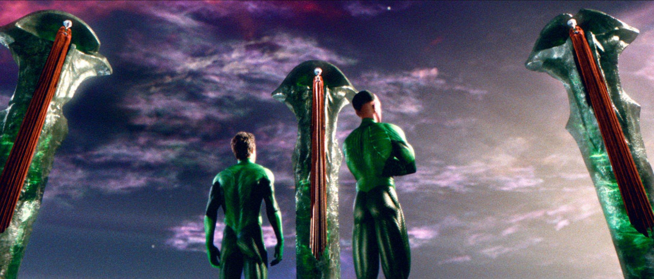 Зелёный Фонарь Киного Нет