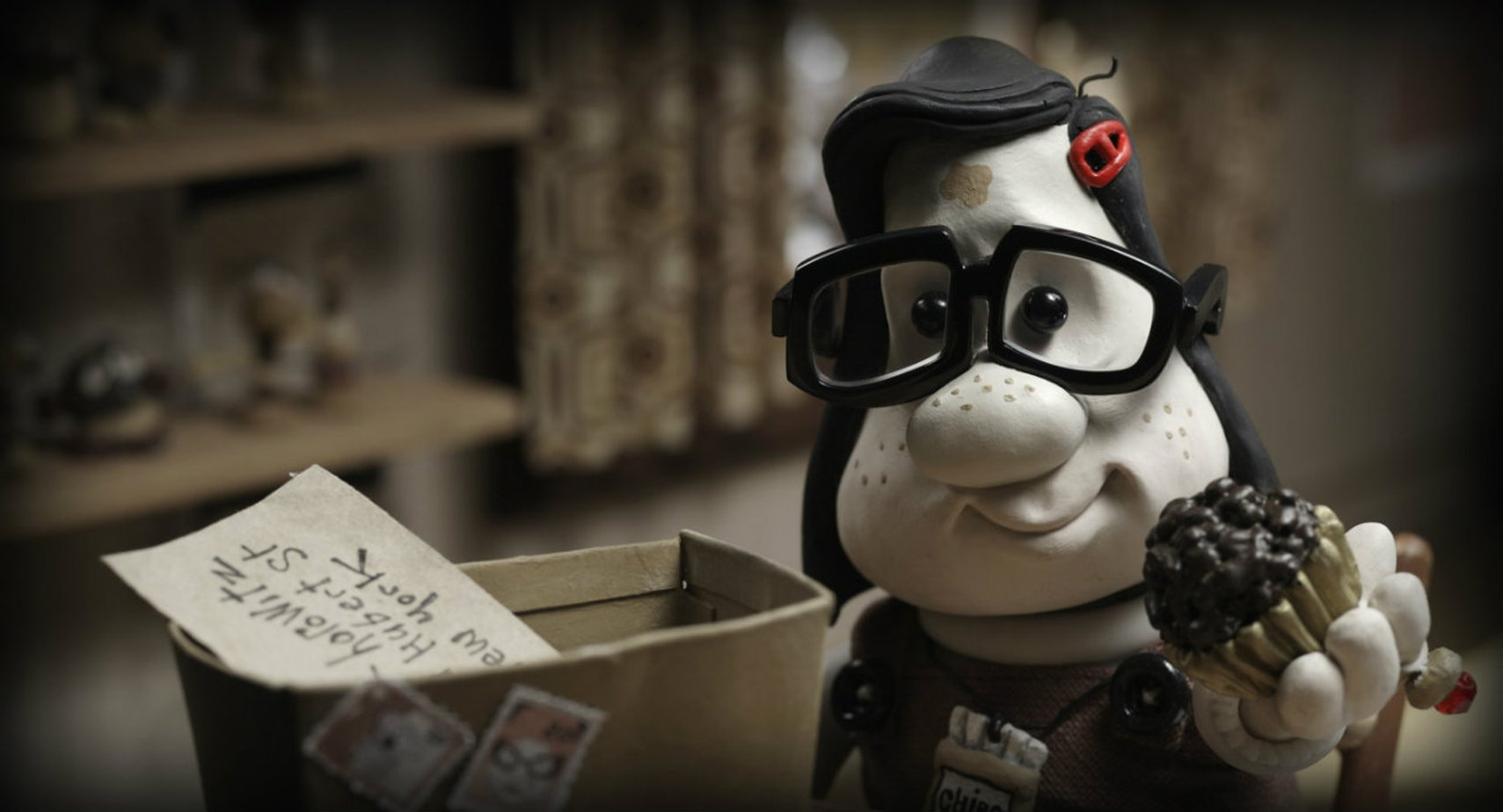 a critique of the movie mary and max by adam eliot Academy award-winning harvie krumpet director adam elliot returns to the world of clay animation with this simple tale of the innocent correspondence between a portly eight year old girl from the suburbs of melbourne and a morbidly obese, middle-aged jewish new yorker suffering from asperger's syndrome.