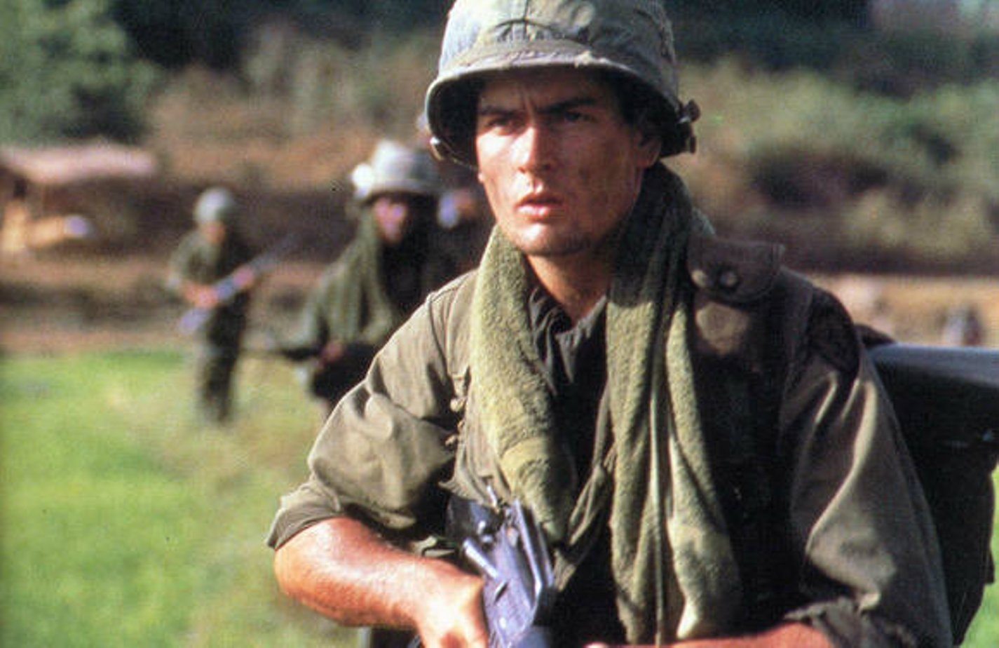 a review of platoon an american war film Platoon was shot in the philippines, which had the advantage of looking a lot like vietnam without actually being in vietnam there was just one discrepancy: the philippines lacked the red soil that stone remembered from his days in 'nam so dirt of the proper hue was trucked in for authenticity's sake.