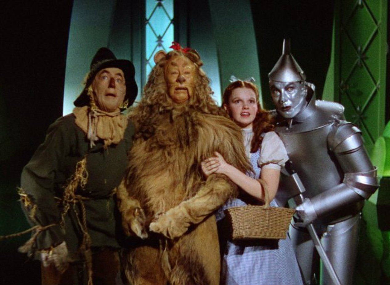 the wizard of oz as a Kermit the frog will star as a certain famous wizard living in the emerald city in the lythgoe family panto's the wonderful wizard of oz at the pasadena civic auditorium, from dec 14-30, 2018.