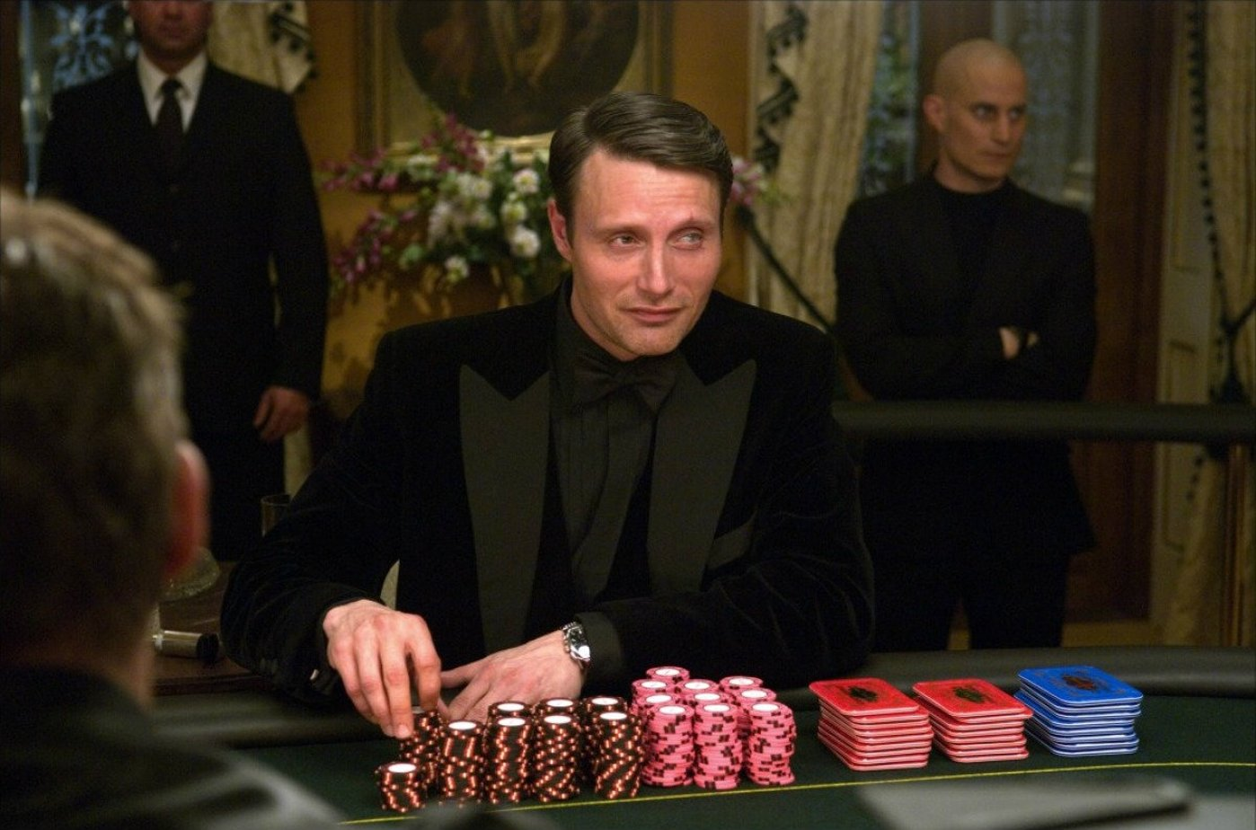 Poker hands in casino royale gambling relationships