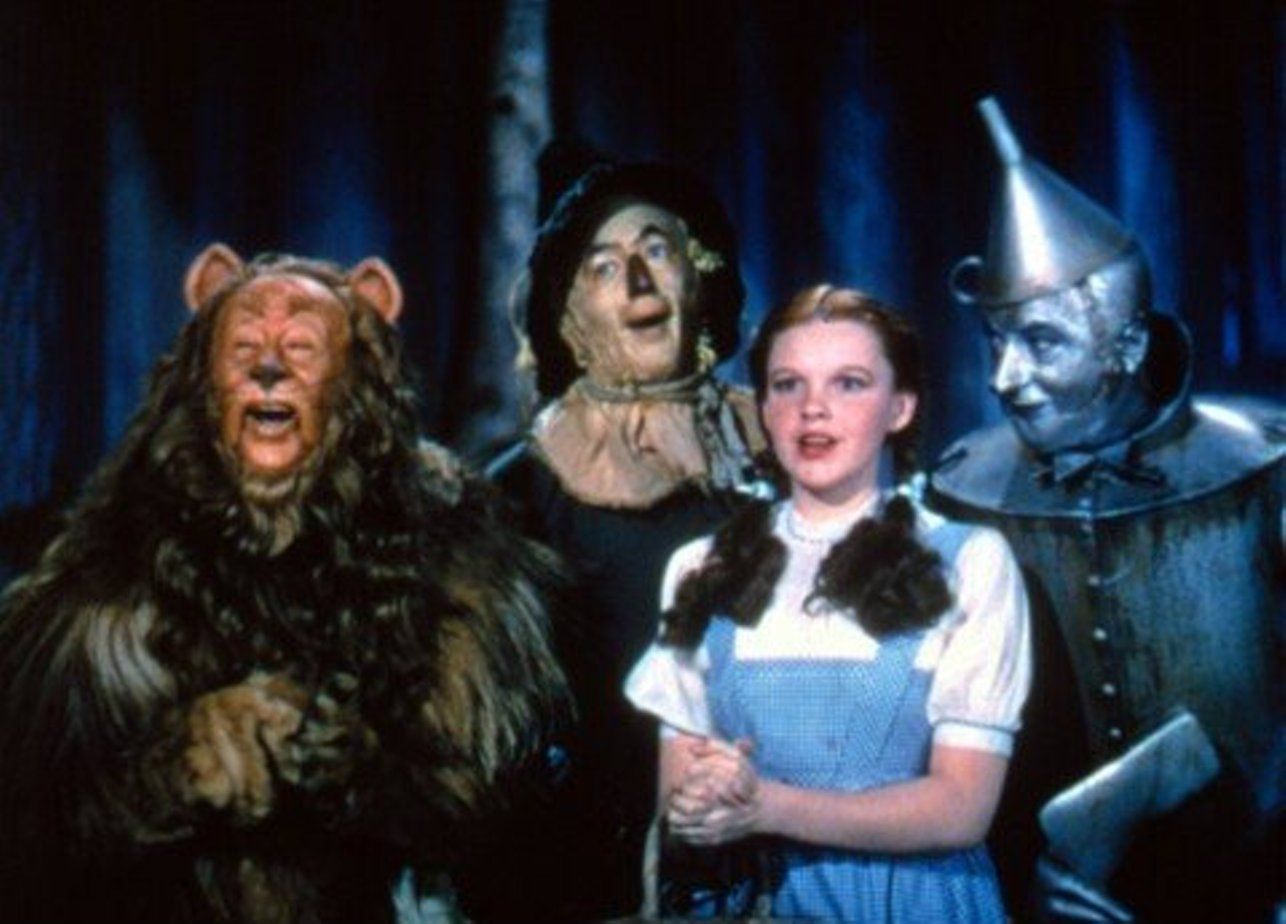 the wizard of oz allegory In the wizard of oz, the yellow brick road and dorothy's slippers, which were silver in the book, referenced the era's debates over the gold standard and use of silver coin.