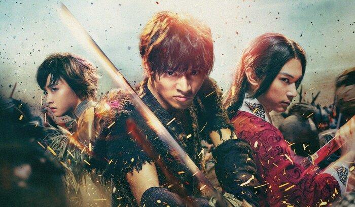 «Царство» ‒ смотрите трейлер эпического японского экшна