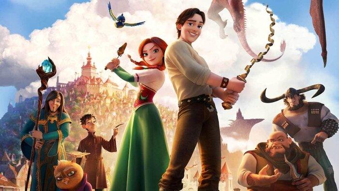 Все сравнивают «Руслан и Людмила: Перезагрузка» с Disney: почему это хорошо