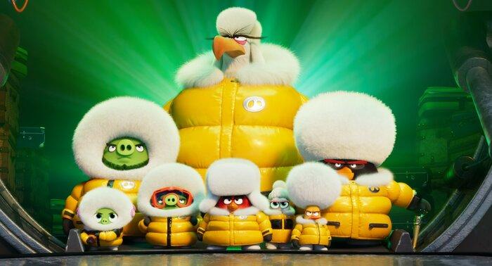Касса России: мультфильм «Angry Birds в кино 2» стартовал хуже первой части (19.08.2019)