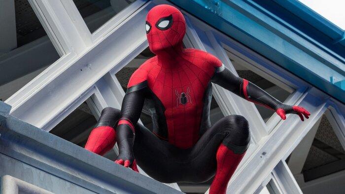 «Человек-паук: Вдали от дома» стал самым кассовым фильмом Sony