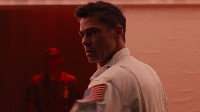 Брэд Питт в открытом космосе – смотрите новый трейлер триллера «К звёздам»