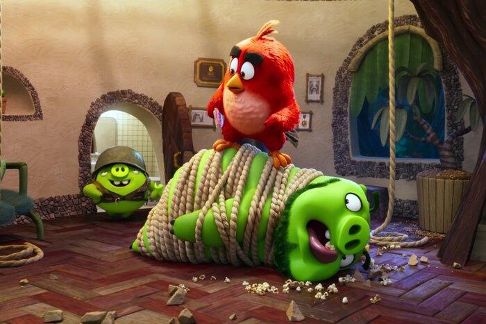 Касса России: в период традиционного затишья выиграл мультфильм «Angry Birds 2 в кино» (26.08.2019)