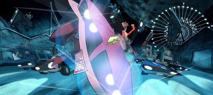 В Москве проходит фестиваль «Классика аниме»