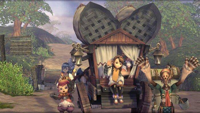 Final Fantasy Crystal Chronicles: очень крутой трейлер ремастера от Square Enix