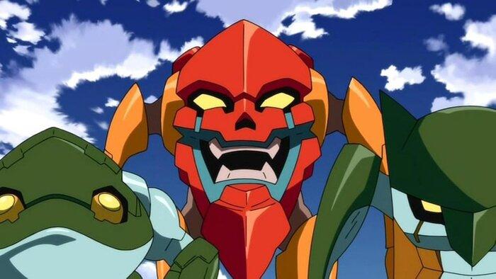 Лучшие аниме про роботов