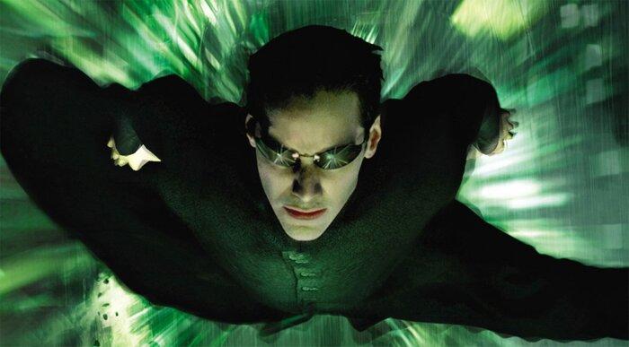 Киану Ривз похвалил сценарий «Матрицы 4»