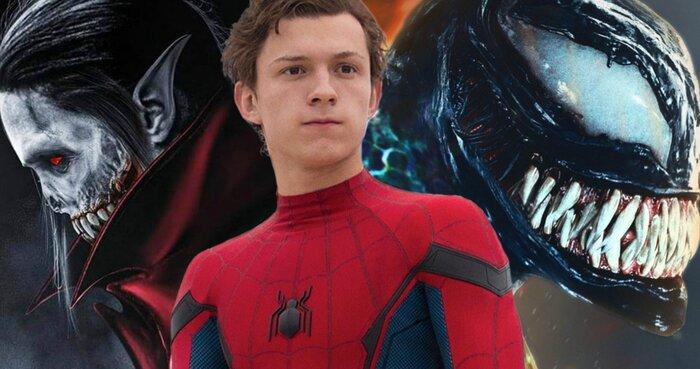 «Веном 2» и «Морбиус» могут стать частью киновселенной Marvel