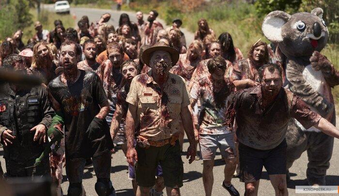 Угадай фильм по зомби: тест «Фильм Про»