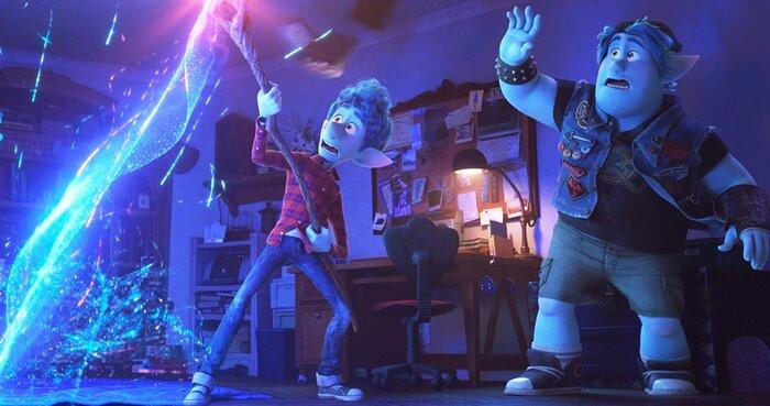 В поисках магии: вышел трейлер мультфильма «Вперёд» от Pixar