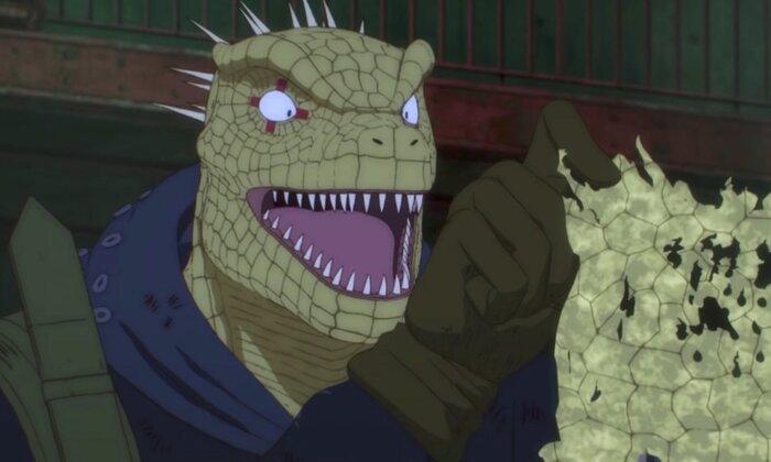 «Дорохедоро»: трейлер аниме по дикой манге