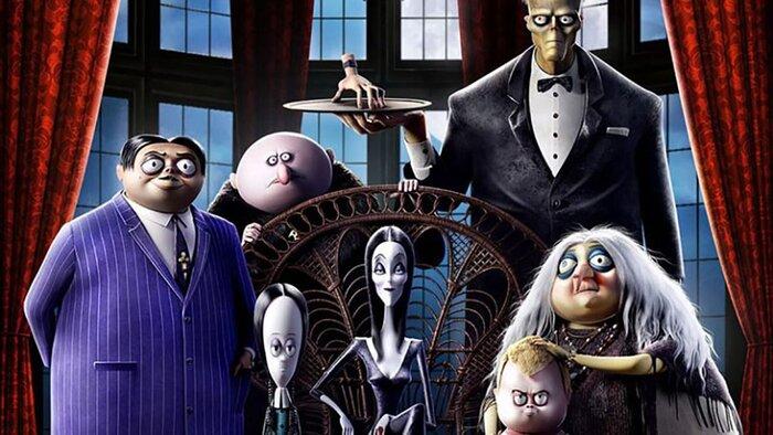 Касса США: мультфильм «Семейка Аддамс» не смог победить «Джокера» (14.10.2019)