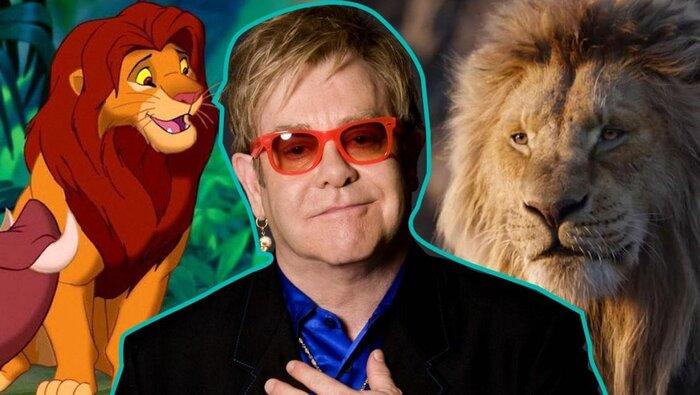 Элтона Джона разочаровал ремейк «Короля Льва»