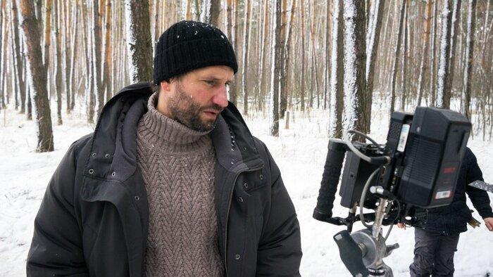 «Сторож — это сам Быков»: репортаж со съёмок фильма «Сторож»