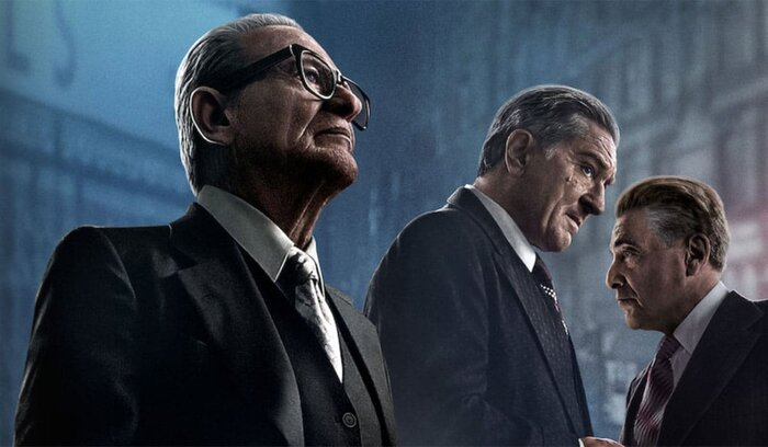 «Ирландец» Мартина Скорсезе: смотрите финальный трейлер гангстерского экшена