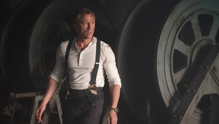 «007: Не время умирать»: смотрите трейлер нового фильма про Джеймса Бонда