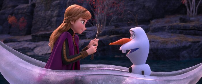 Почти миллиард: мультфильм «Холодное сердце 2» привлёк в кино 3 млн зрителей