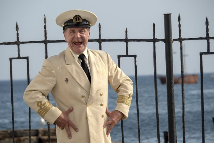 Комедию «Одесский пароход» покажут 1 января на канале «Россия 1»