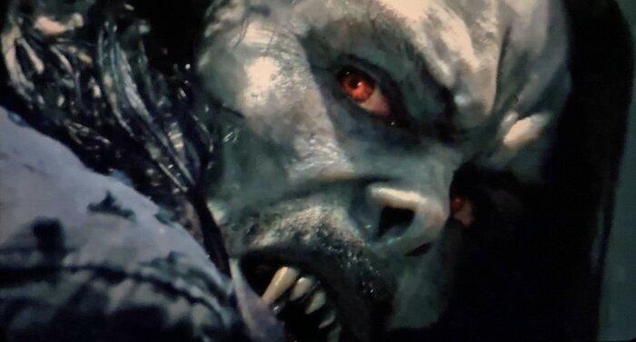 Джаред Лето в первом трейлере комикса «Морбиус, живой вампир»